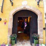 Baronia Falset Escoleta - Entrada